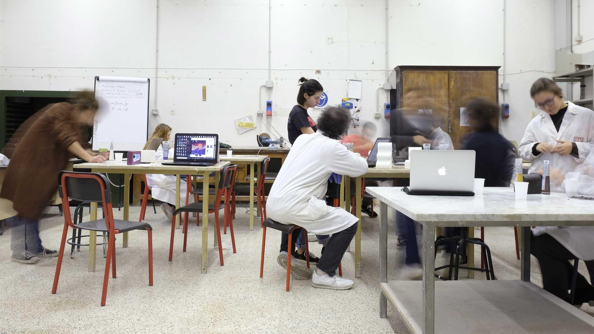 ISIA - Istituto Superiore per le Industrie Artistiche